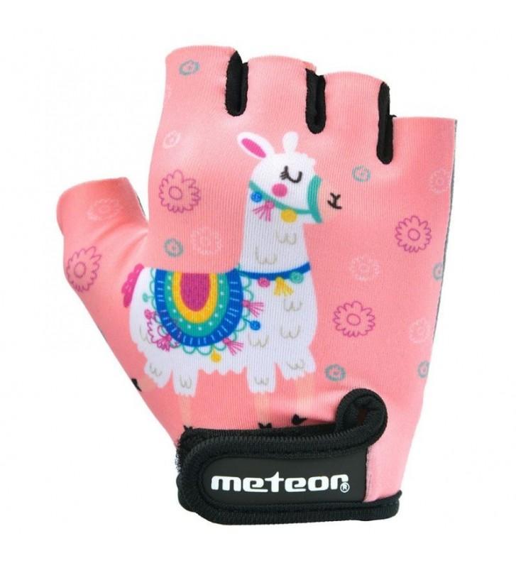 Rękawiczki rowerowe Meteor Jr 26163-26165