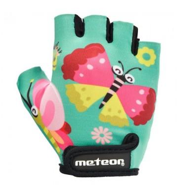 Rękawiczki rowerowe Meteor Jr 26166-2618