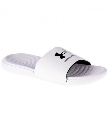 Klapki Under Armour Ansa Fixed Slides 3023761-103