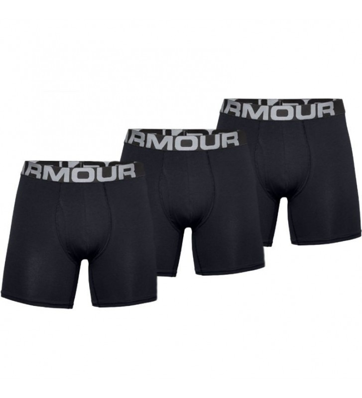 Bielizna Under Armour Charged Cotton 3IN 3 Pack 1363617-001