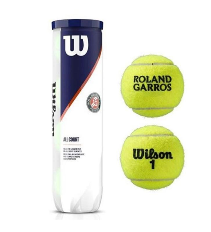 Piłka tenisowa Wilson Roland Garos All Court 4 WRT116400