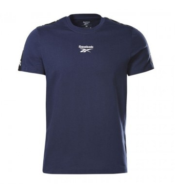 Koszulka Reebok Training Essentials Tape Tee M GU9975