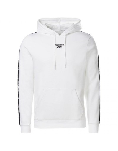Bluza Reebok Training Essentials Tape Hoodie M GU9962