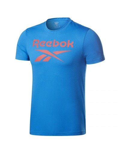 Koszulka Reebok Graphic Series Reebok Stacked Tee M FP9149
