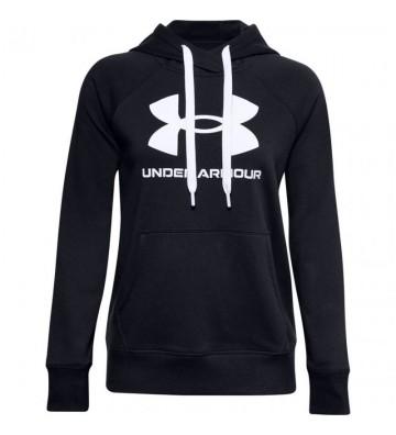 Bluza Under Armour Rival Fleece Logo Hoodie W 1356318 001
