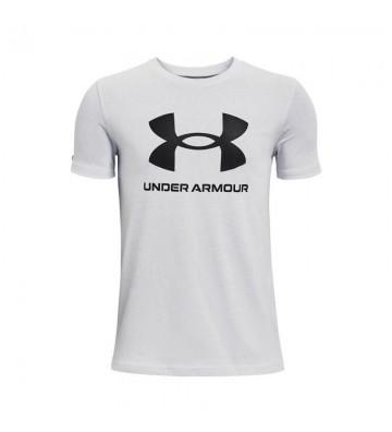 Koszulka Under Armour Y Sportstyle Logo SS Jr 1363282 014