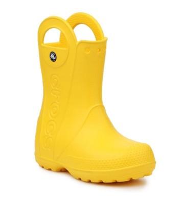 Buty Crocs Handle It Rain Boot Jr 12803-730
