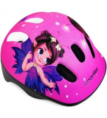 Kask rowerowy Spokey Fairy Tail Jr 927769
