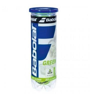 Piłki do tenisa Babolat St1 Green 3szt 116069