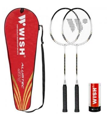 Zestaw do badmintona WISH ALUMTEC 501K