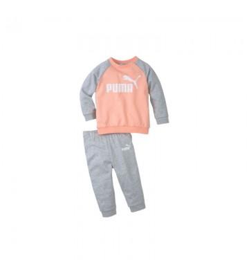 Dres Puma Minicats Essentials Raglan Jogger Junior 584861 26