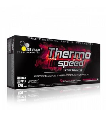 Thermo Speed Hardcore MegaCaps Olimp 120 kapsułek