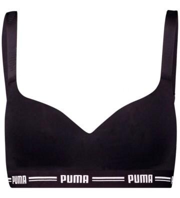 Stanik sportowy Puma Padded Top 1P Hang W 907863 04