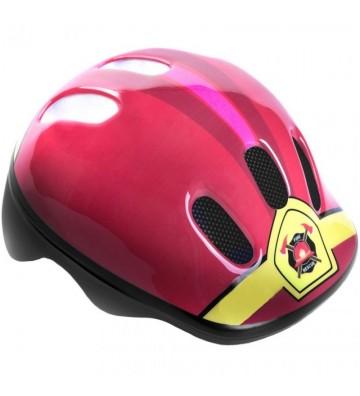 Kask rowerowy Spokey Biker 6 Fireman Jr 940656