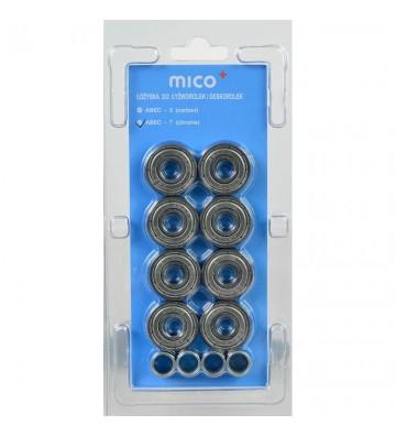 Łożysko Mico ABEC-7 chromowe /8szt