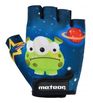 Rękawiczki rowerowe Meteor Cosmic Junior 26181-26182-26183