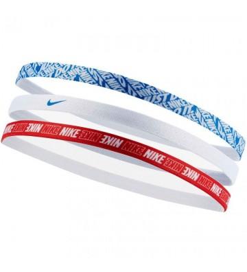 Opaska Nike Printed Headbands 3Pk N0002560495OS