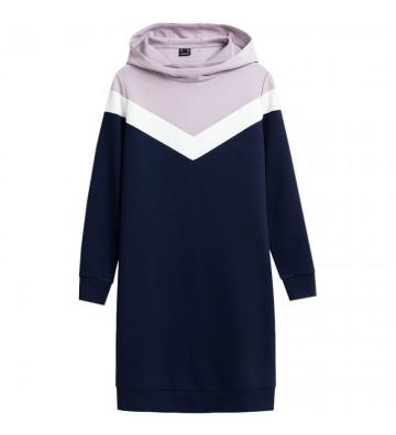 Sukienka 4F W H4Z21 SUDD012 30S